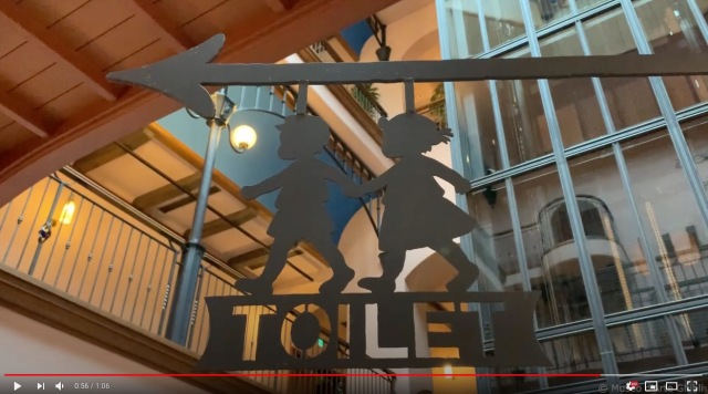 Ghibli Museum virtual tour reveals what's inside the female toilets【Video】