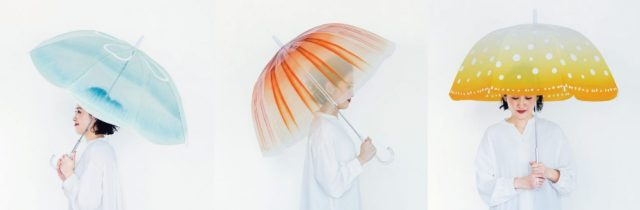 Make all your friends jelly with these umbrellas inspired by jellyfish【Pics】