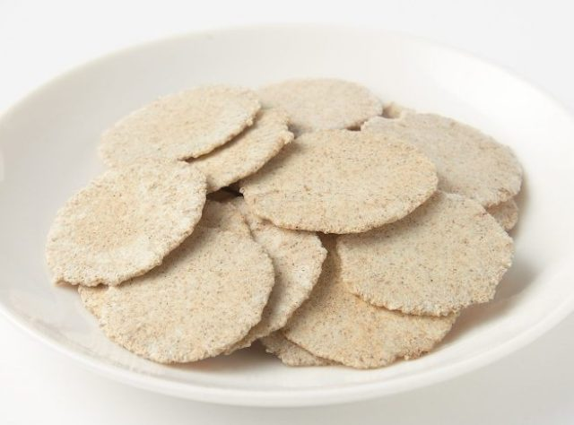 Get those gains and a protein boost with Muji's newest, limited edition cricket crackers
