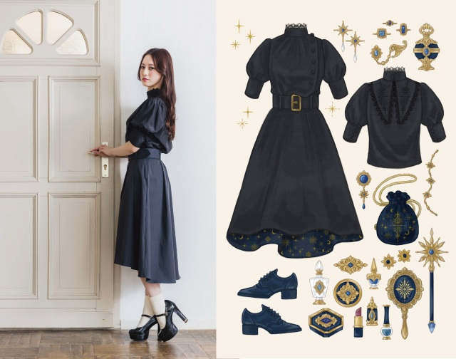 Department of Magic opens in Japan with cosplay and accessories for wizards and witches