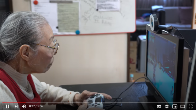 90-year-old Japanese gamer grandma breaks world record, praises Grand Theft Auto 5【Video】