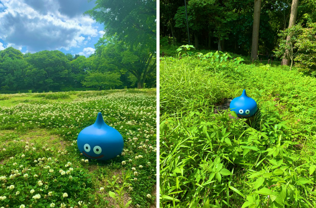 What would Dragon Quest look like in real life? Fan's Slime travel photo series shows us【Photos】