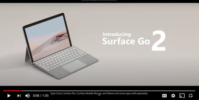 Shibuya gives each public elementary and junior high student a Surface Go 2 tablet for school