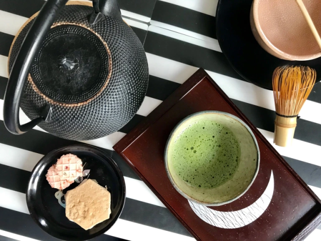 My matcha moment – How to have a one-person tea ceremony all by yourself, with no special tools