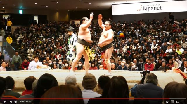 28-year-old sumo wrestler dies after contracting coronavirus