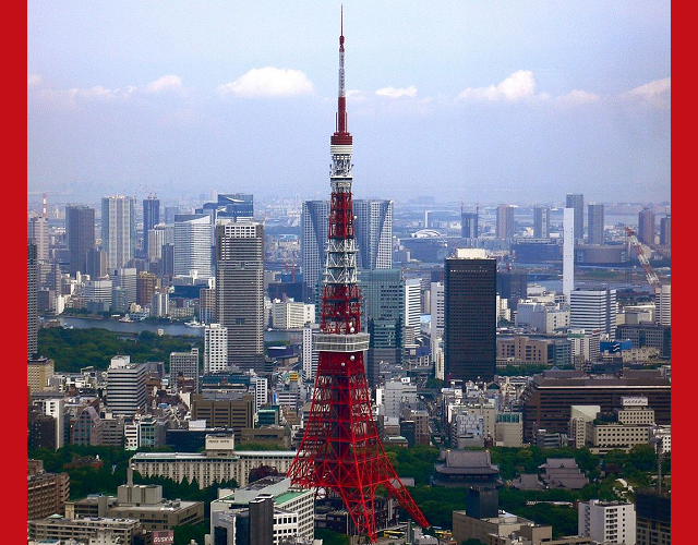 Tokyo Tower reopens after coronavirus closure, but now you have to take the stairs 150 meters up