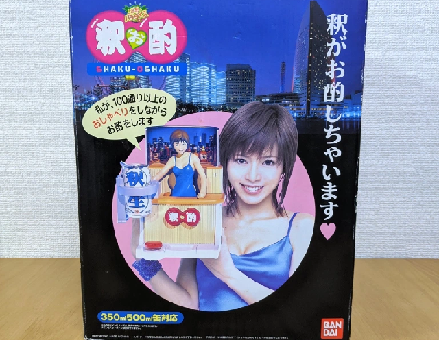 We buy a Japanese robo girl to pour drinks for us to enjoy while taking a bath【Video】