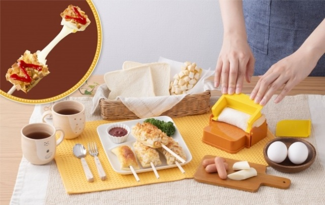 Korean cheese dog, tornado potato cooking gadgets bring Seoul street food to your home kitchen