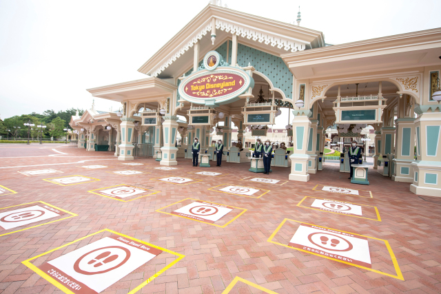 Tokyo Disneyland and Disney Sea reveal what it'll be like for visitors when they reopen【Videos】