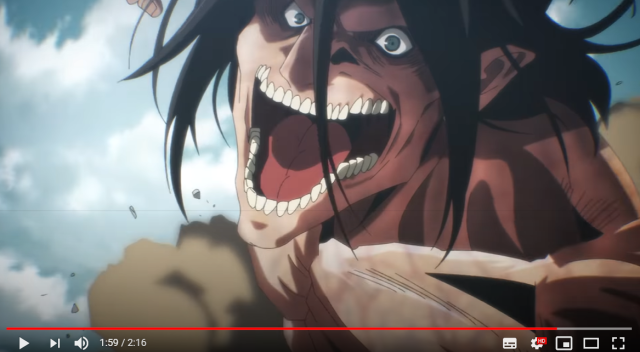 Trailer for Attack on Titan's last season finally released, looks awesome despite studio changes