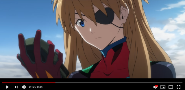 New trailer for final Evangelion movies is as crazy as it is beautiful【Video】