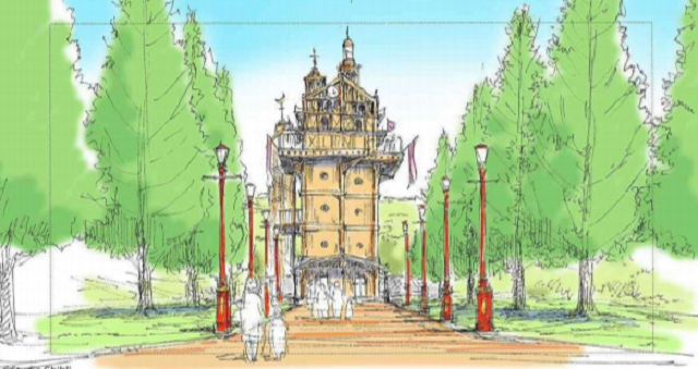 Studio Ghibli theme park's opening will not be delayed by coronavirus, planners promise