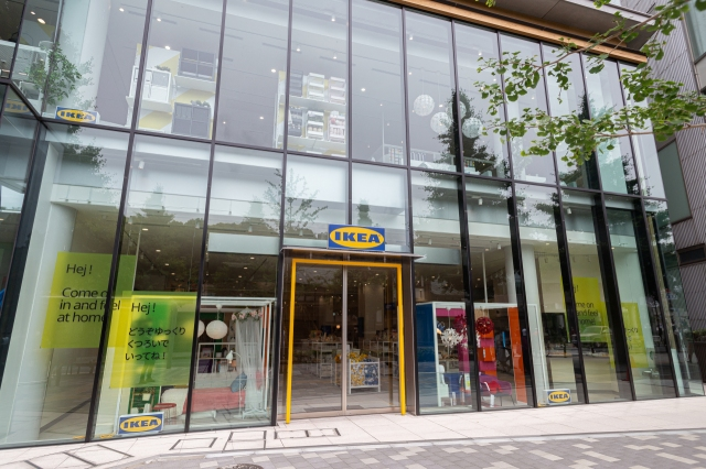World's first Ikea convenience store opens in Harajuku, Japan