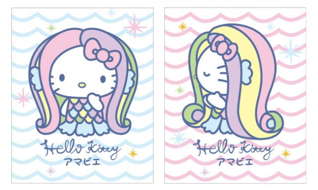 Newest Hello Kitty collab features Kitty-chan cosplaying as supernatural protector against plague
