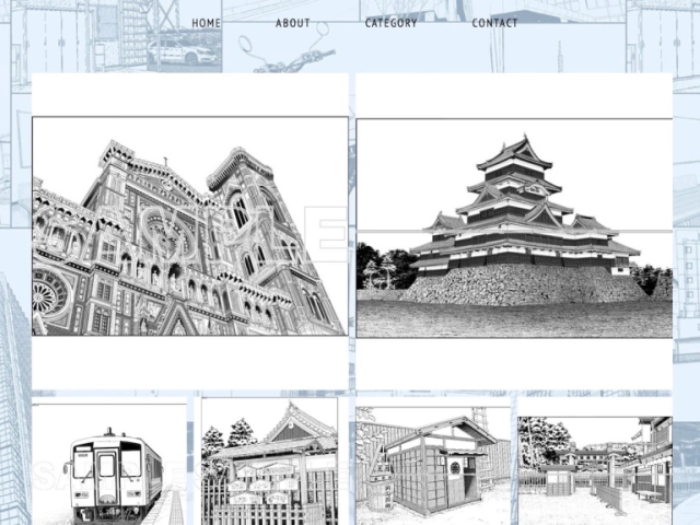 Japanese prison offers manga background work program, artwork offered online【Pics】
