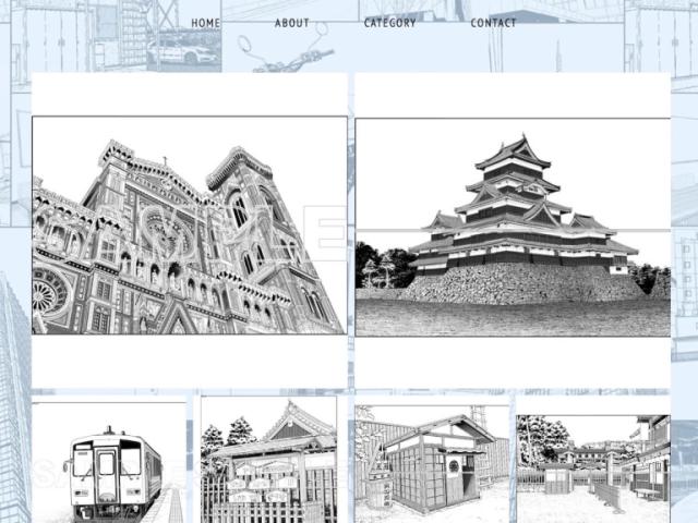 Japanese prison offers manga background work program, artwork offered online【Pics】