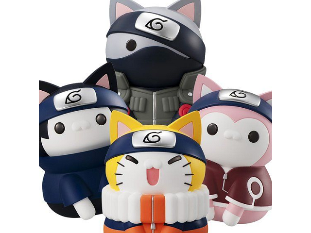 Attention: The cast of Naruto is now cats【Photos】