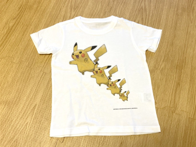 Design-your-own-Pokémon-T-shirt service launches at Uniqlo, dozens of species to work with【Pics】