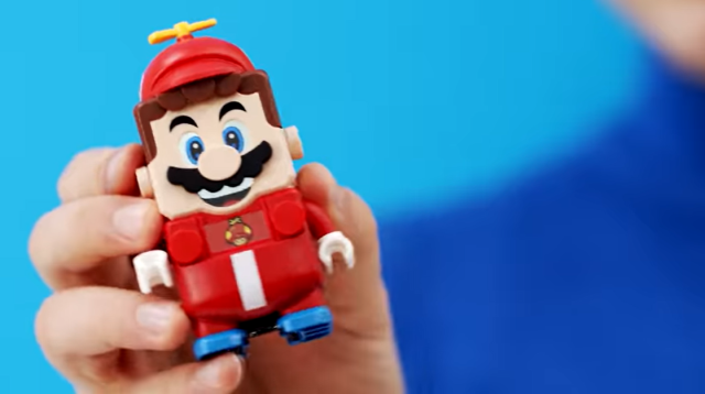 Here we go! Start collecting coins, because Lego Mario just announced eight expansion sets