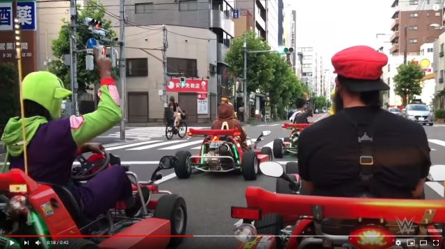 Formerly Mario-themed go-kart rental service opens crowdfunding to save their business