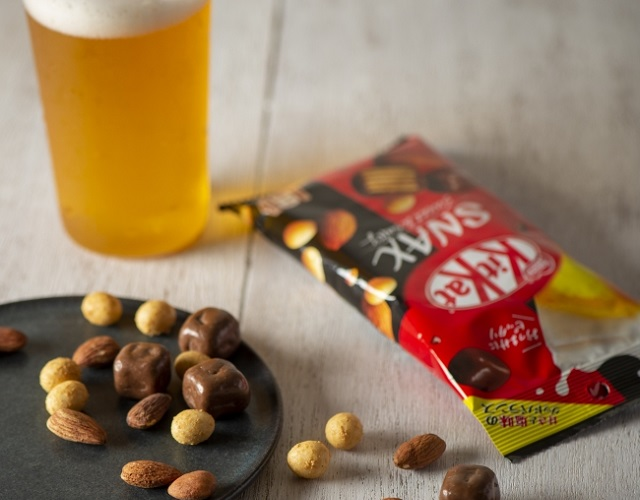 Japan is getting a new for-beer KitKat variety, and beer inspired by KitKats to drink with it