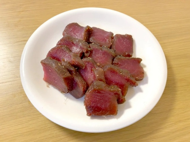 How to make tuna sashimi HAM with less than a minute of work【SoraKitchen】
