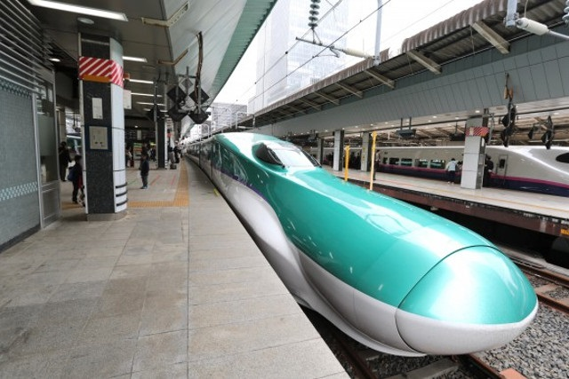 Shinkansen bullet train tickets go half-off until spring of next year in east Japan travel push