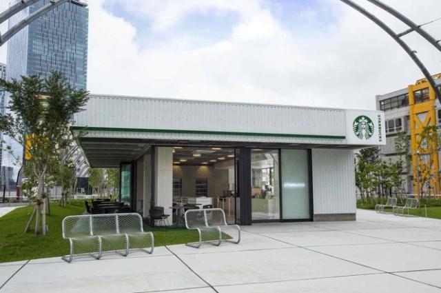 Hiroshi Fujiwara from Fragment Design creates a new Starbucks in Tokyo