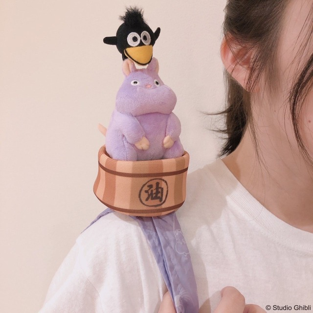 Studio Ghibli Releases New Plush Characters That Turn Into Eco Friendly Reusable Shopping Bags Soranews24 Japan News