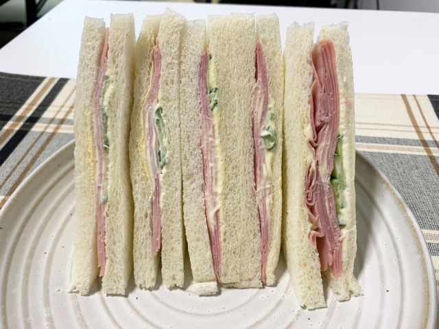 The Ultimate Battle for Ham Sandwich Supremacy – we rank Japan's convenience store sandwiches