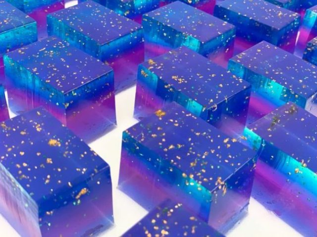 Take bites of the Milky Way and summer with traditional, Tanabata-inspired Japanese sweets【Pics】