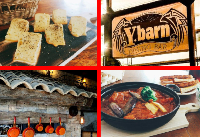 Feast and plan adventures like a real fantasy guild member at Y.barn dining bar in Nagano【Pics】