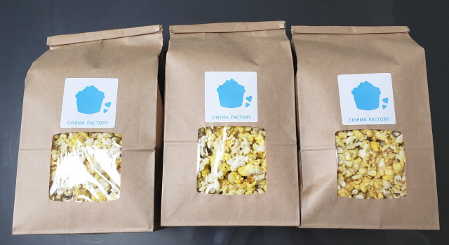 Uber Eats delivers movie theater popcorn at certain Tokyo and Chiba locations