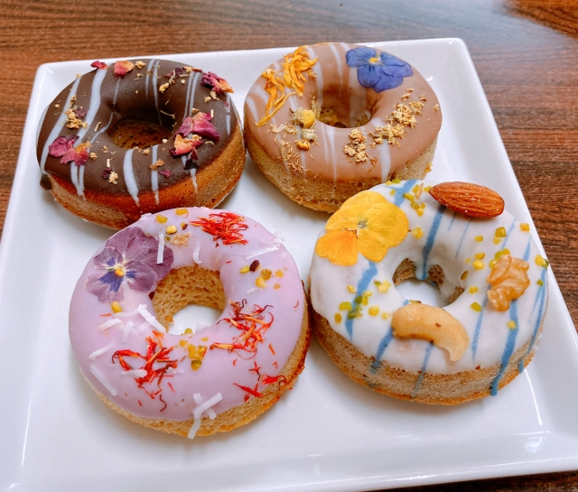Best doughnuts in Tokyo? Sweet floral creations cause a stir on social media