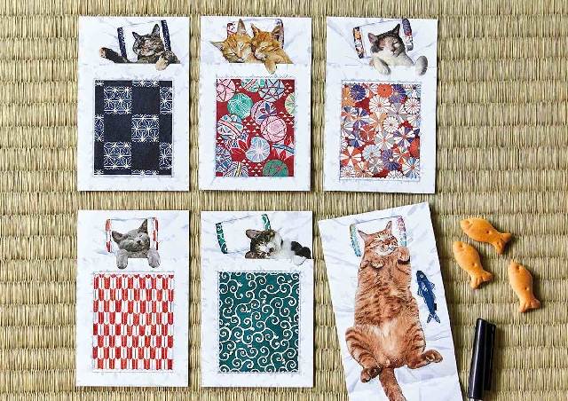 Japan's cat futon notepads are the perfect reason to put your thoughts down on paper【Photos】