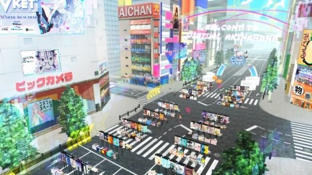 Virtual dojinshi convention Comic Vket recreates the community joy of canceled otaku gatherings