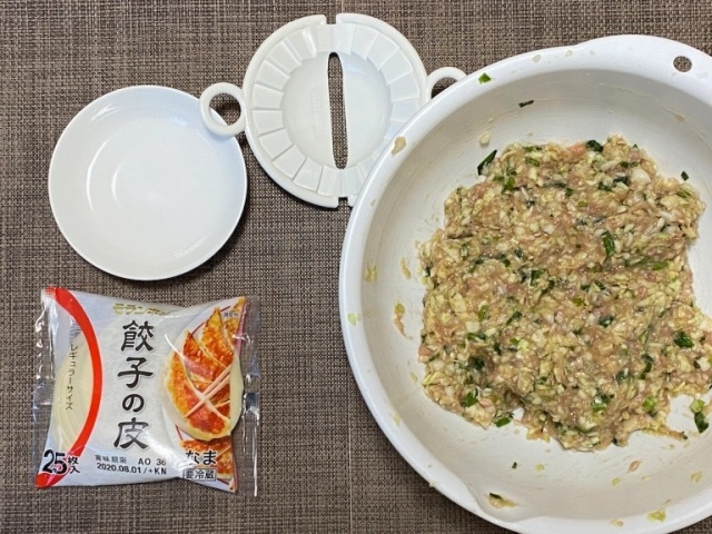 Making gyoza is a literal snap with this awesome Japanese kitchen gadget