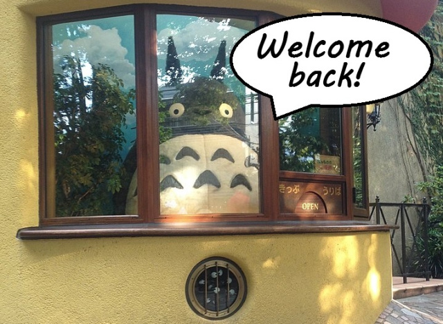 Ghibli Museum re-opening, tickets on sale in a few days