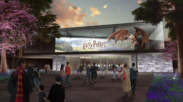 Harry Potter permanent exhibition museum to open in Tokyo