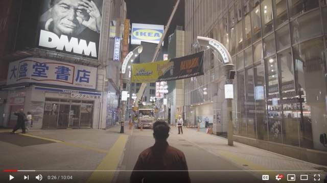 Japanese YouTuber fights on the streets of Shibuya in new real-life video game episode【Video】