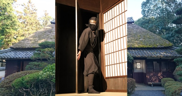 Japan's ninja museum has been robbed by thieves in the middle of the night