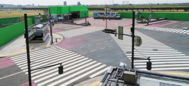 Brand-new Tokyo Shibuya Scramble intersection opens…but over 50 miles away from Tokyo?!【Photos】