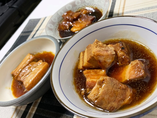 Which convenience store has the best kakuni Japanese braised pork? We find out【Taste test】