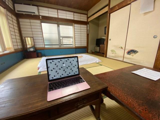 "Writer's retreat ryokan — Tokyo inn treats you like novelist on deadline, with strict ""editors"""