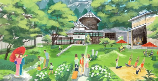 "Yamagata prefecture to open ""kimono retreat hotel"" in 2021 based in historic renovated property"