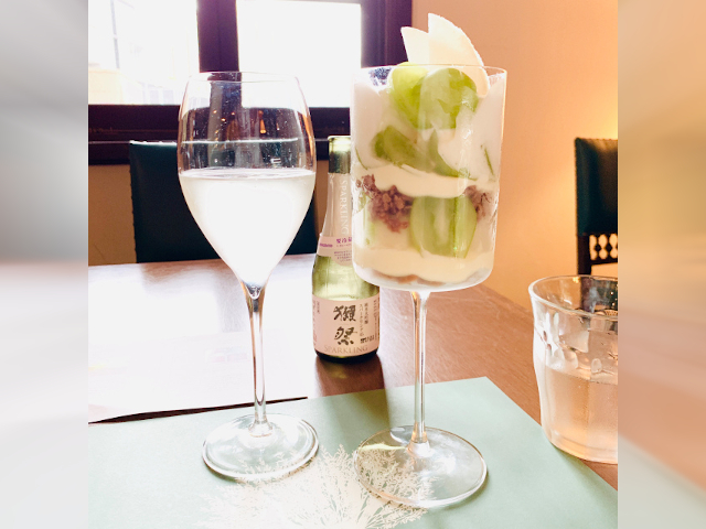 New Dassai sake parfait crashes reservation system in Japan