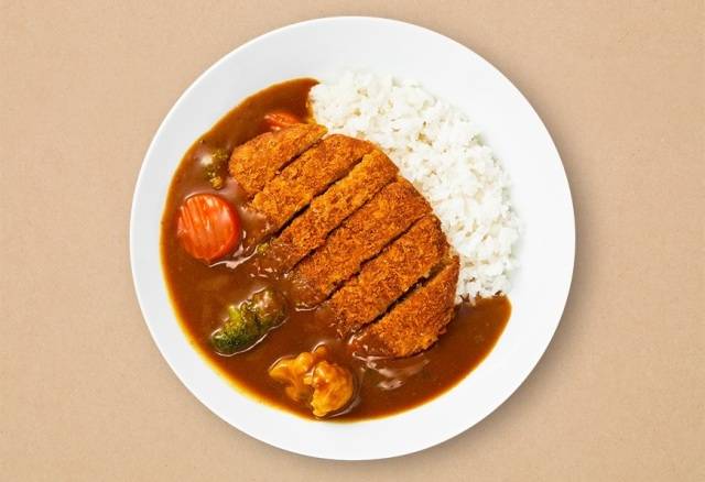 All-plant-based katsu curry arrives at Ikea Japan