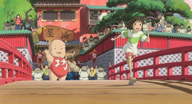 Studio Ghibli releases 400 images from eight movies free to download online