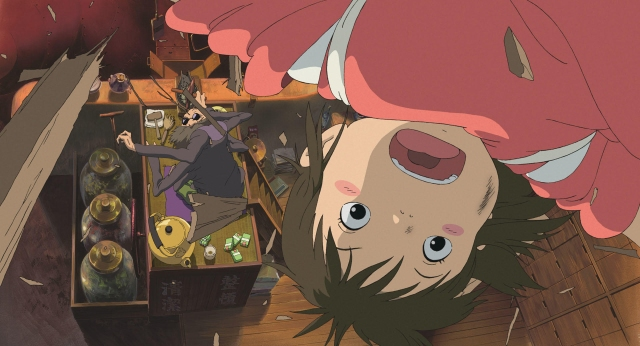 Studio Ghibli Anime Art Appears In New Ad Campaign What If Our Mugs Were Used In Ghibli Films Soranews24 Japan News