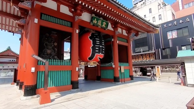 Tokyo tourist sites look eerily quiet without tourists 【Videos】